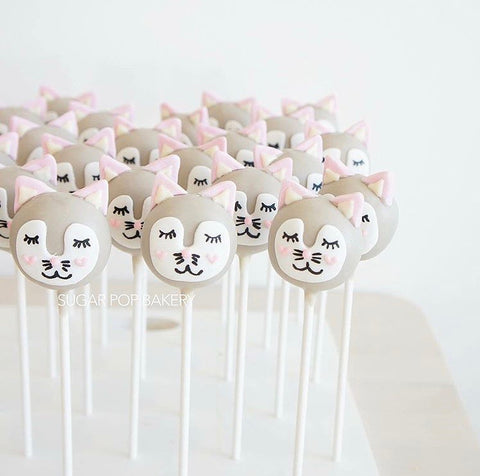 Kitty Kippin Cake pops