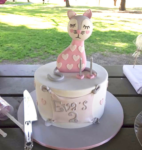 Kitty Kippin cake