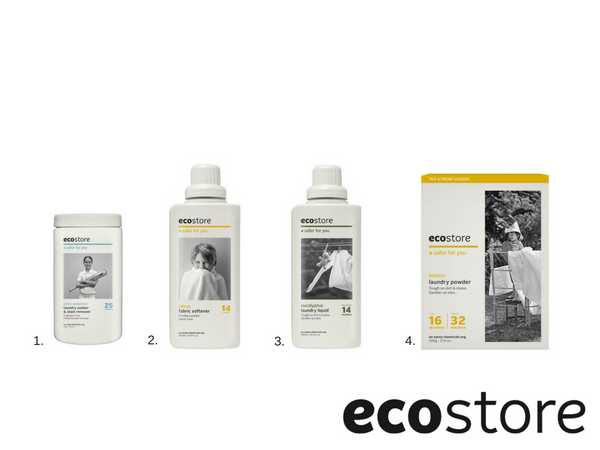 Ecostore products