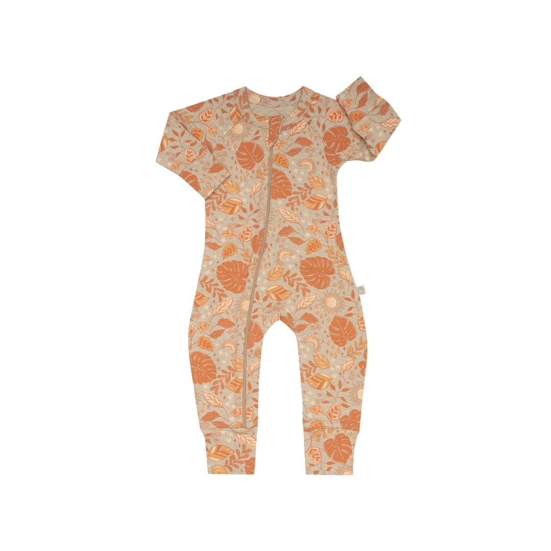 Sunchild Long Sleeve KipZip Romper