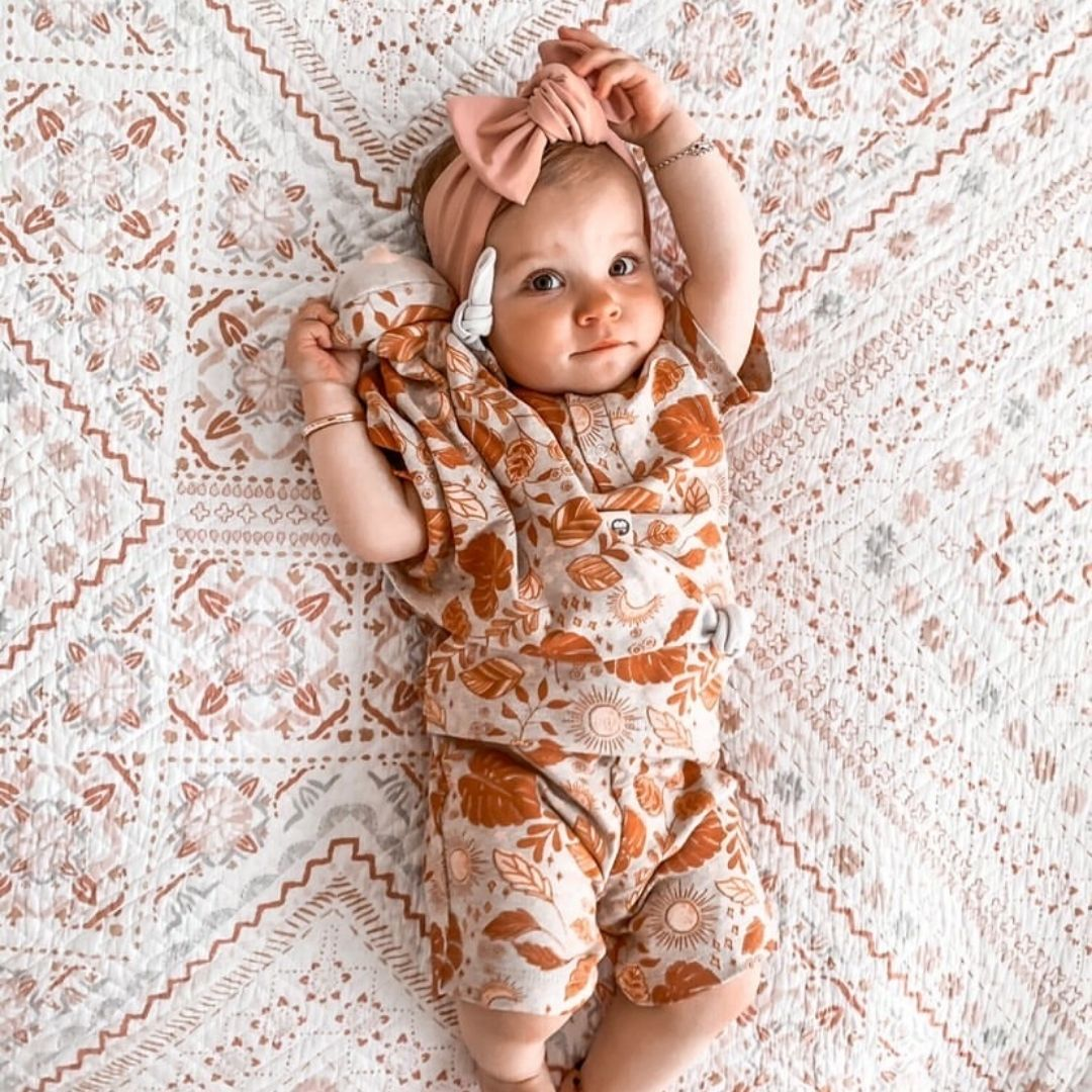 Sunchild Organic Cotton Shortie PJam