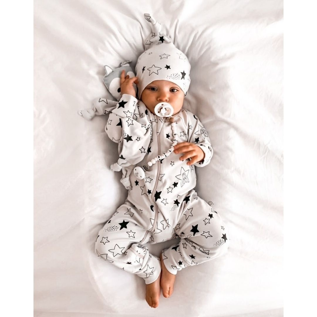 Beanie & Blankie Set - Wolfie the Wolf