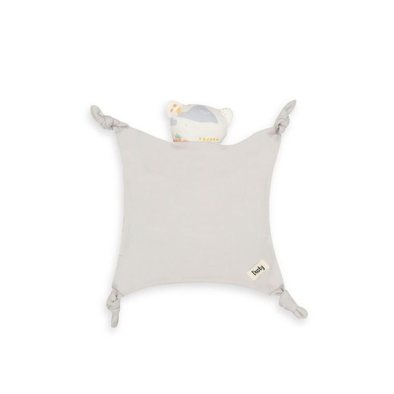 Dusty Kippin Organic Cotton Cuddle Blankie (PREORDER EST DELIVERY MID SEPT)