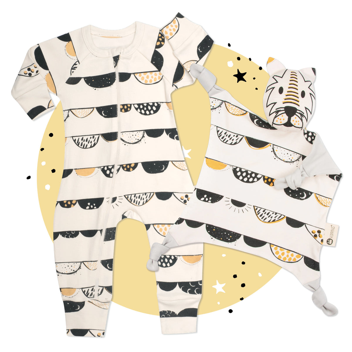 Dash Kip 'n' Cuddle Sleep Kit - Long Sleeve