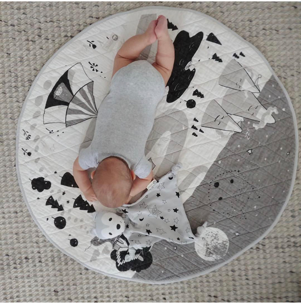 Kippi Organic Cotton Playmat - Night