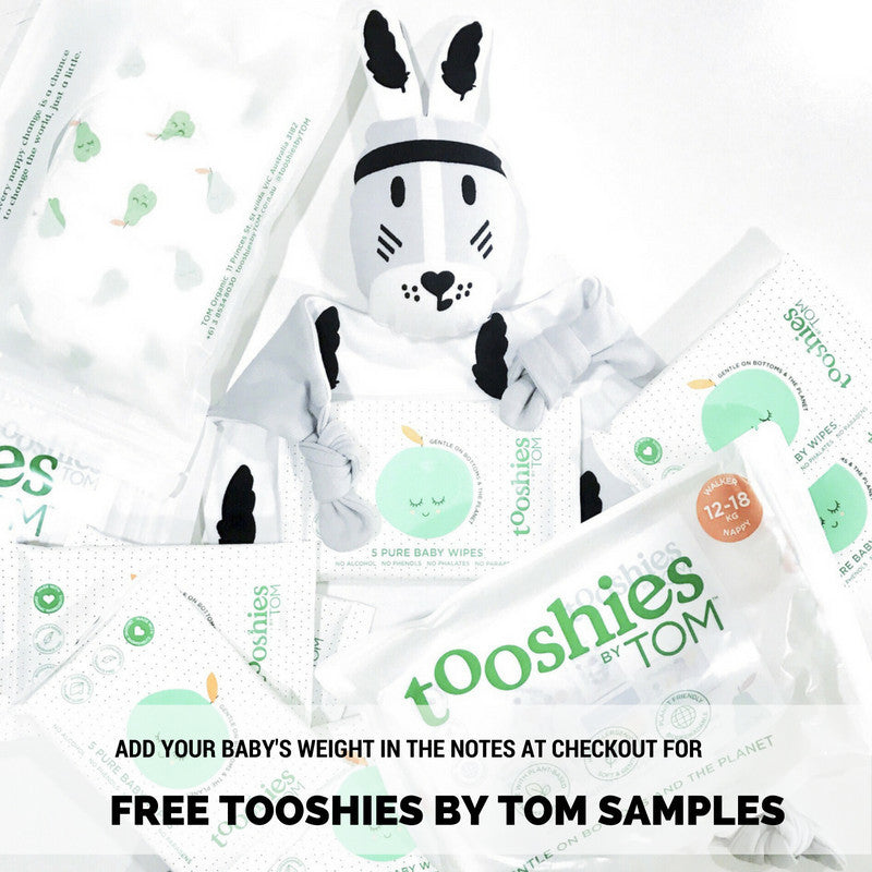 We love Tooshies by TOM