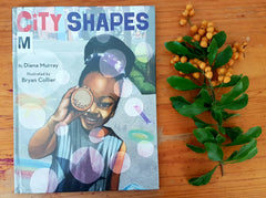Primary math picture book ideas list cuty shapes