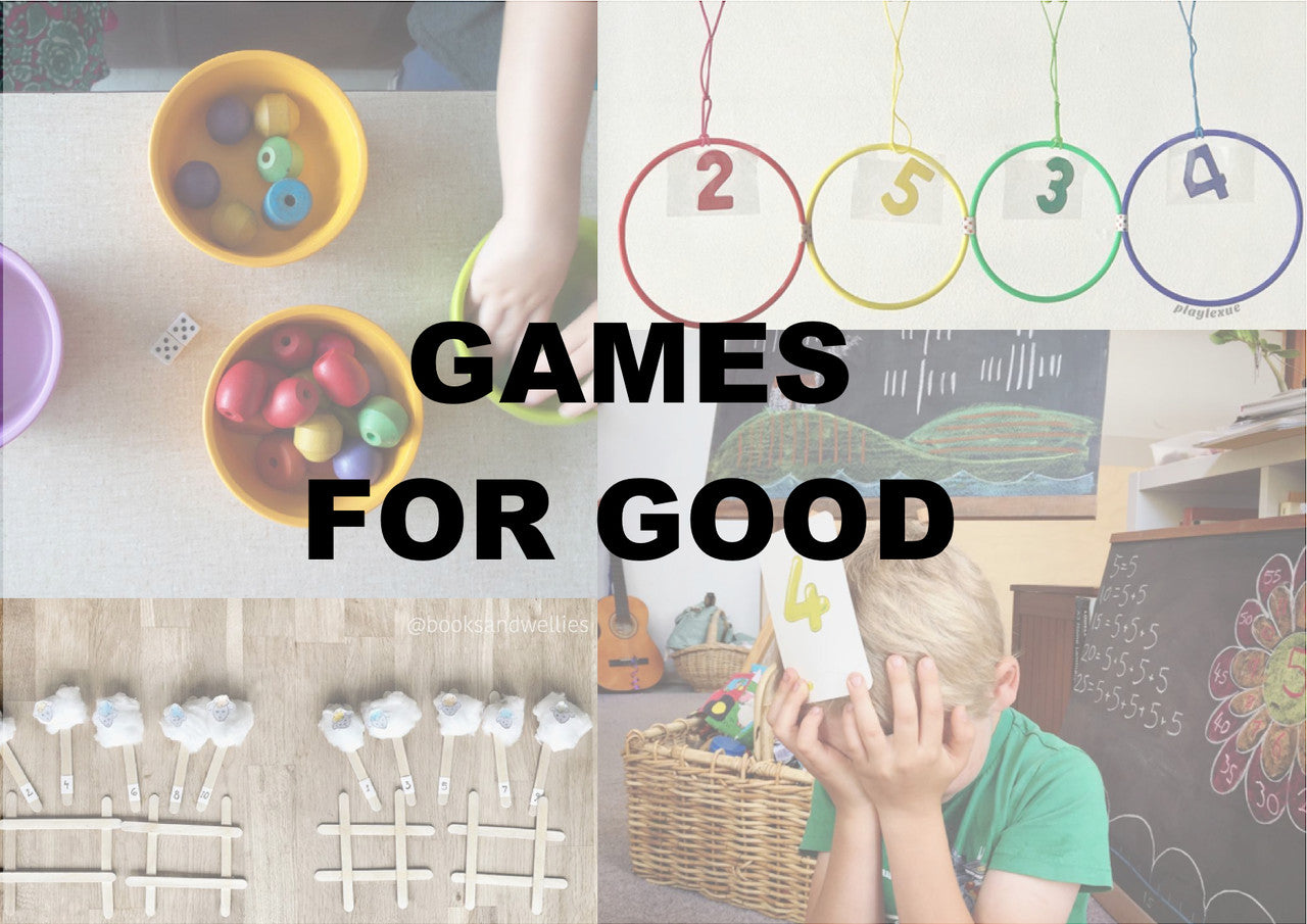 Games for Good Charity