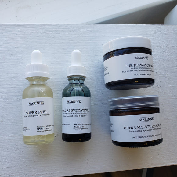 How to do a BHA peel at home?