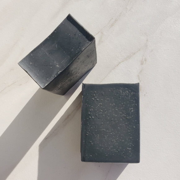 Charcoal Bastille Soap - 85% Olive Oil