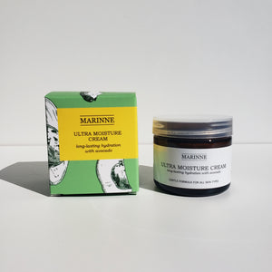 Ultra Moisture Cream - Daily Moisturizer for All Skin Types