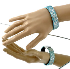 Mermain blue Lawrence sisters wrist strap