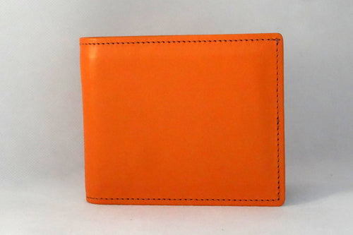 Mason  Mango leather men's medium hip wallet front