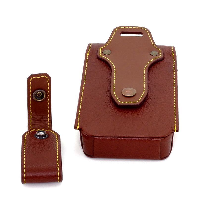 Belt attachments for holster style phone case