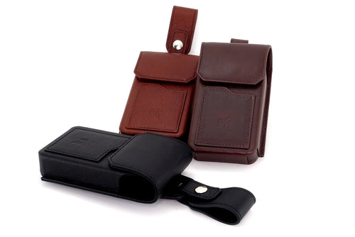 Holster phone case showing all 3 colours available