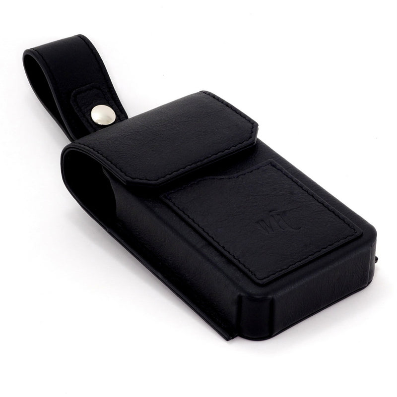 Holster phone case Black showing front