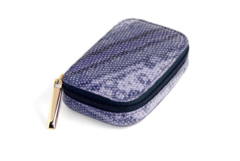 Make-up zip purse