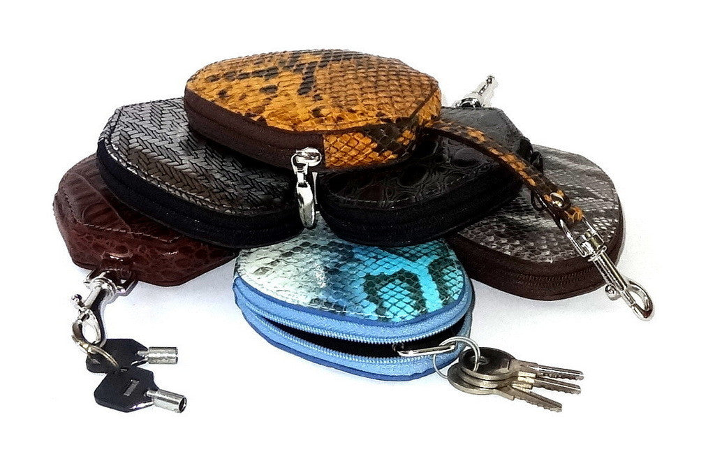 Key holder - Snappy zip key case group
