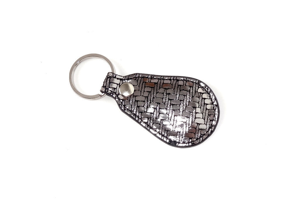 Key tags  Mandolin Leather printed
