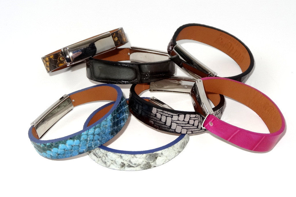 Robin  Wrist straps Leather jewellery group