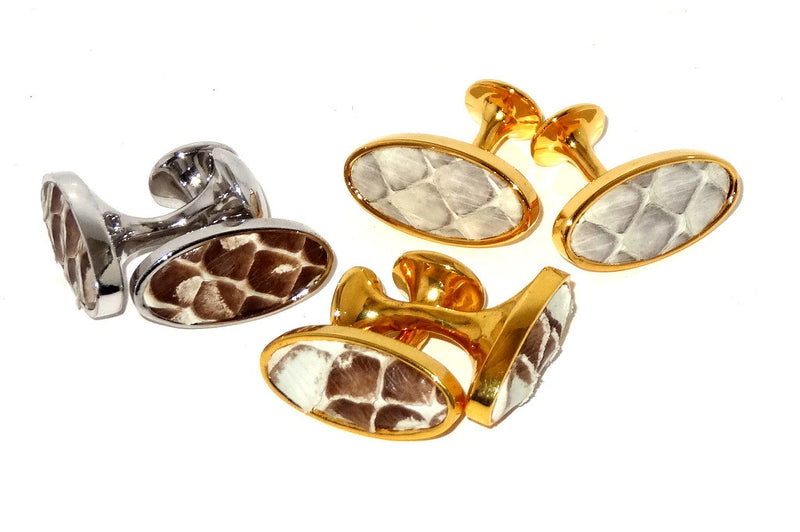 Cuff link  Snake skin costume jewellery group photo