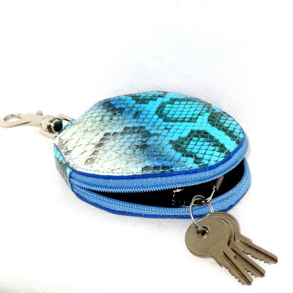 Key holder - Snappy zip key case