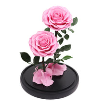 Load image into Gallery viewer, Enchanted Rose Deux- LIGHT PINK - flower in a box