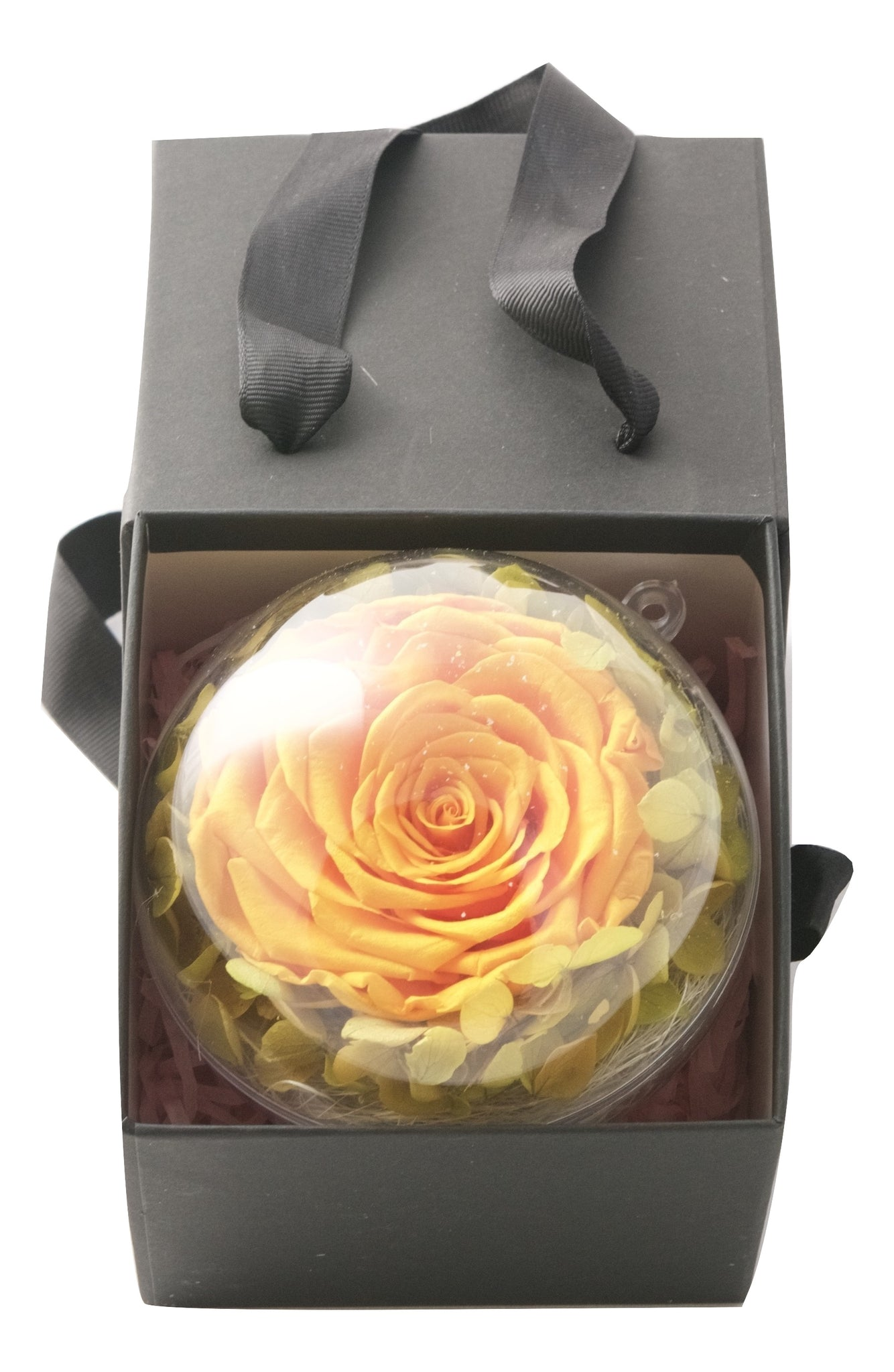 Rose Bauble - flower in a box