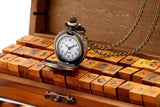 Antique Style Pocket Watch - HorsinRound - 5