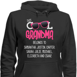 This Cool Grandma Belongs To