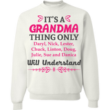It's A Grandma Thing Only Grandkids Will Understand - HorsinRound - 8