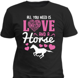 Love And A Horse - HorsinRound - 1