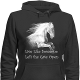 Live Life Freely! - Hoodies Sweatshirts - Season Finds