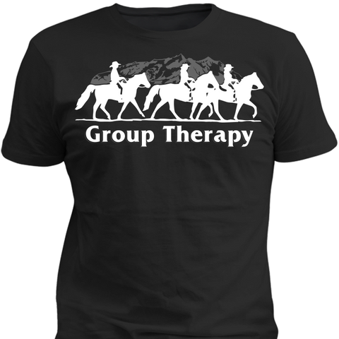 Group Therapy - HorsinRound - 1