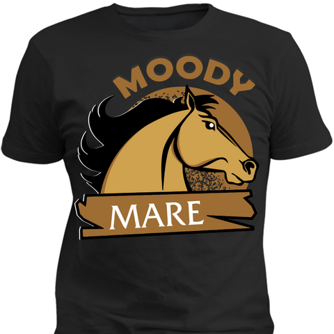 The Moody Mare - HorsinRound - 1