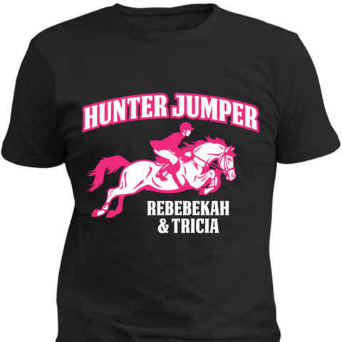 Hunter Jumper - HorsinRound - 1