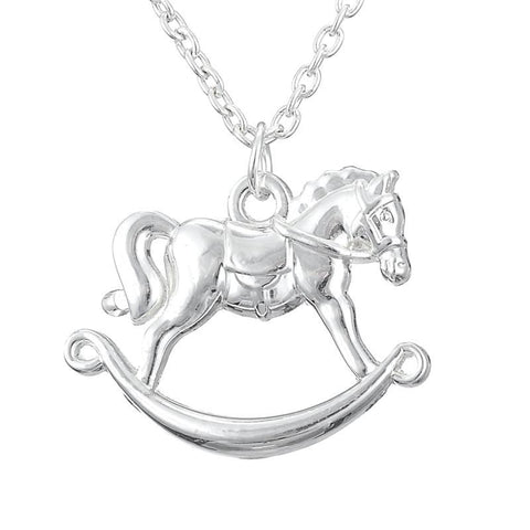 Hobby Horse Necklace - Season Finds