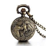 Antique Style Pocket Watch - HorsinRound - 1