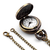 Antique Style Pocket Watch - HorsinRound - 3