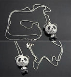 Panda Necklace - HorsinRound - 3