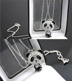 Panda Necklace - HorsinRound - 1