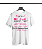 It's A Grandma Thing Only Grandkids Will Understand - HorsinRound - 12