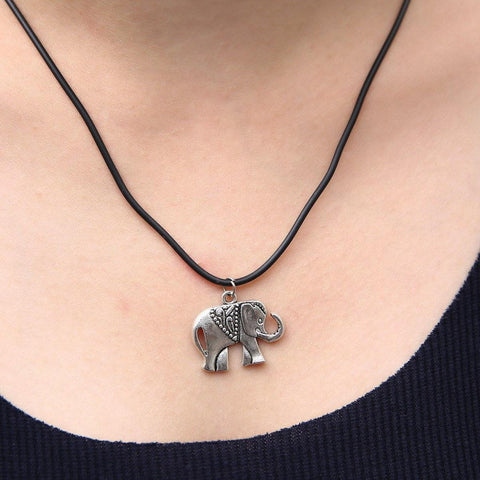 FREE Elephant Necklace - HorsinRound - 1
