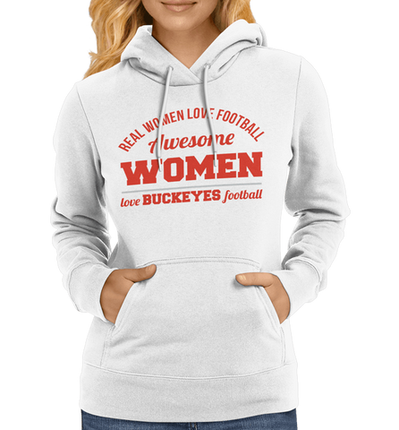 Awesome Buckeyes Women - horsin around