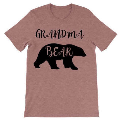 Grandma Bear Mauve - Season Finds