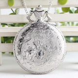 Classic pocket watch 3 horses - HorsinRound - 2