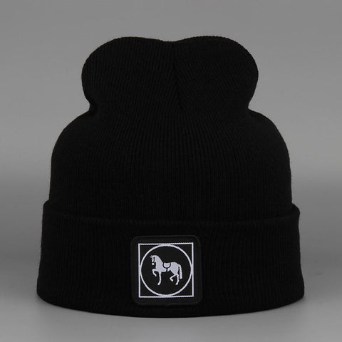 Winter Hat Horse Unisex - Season Finds
