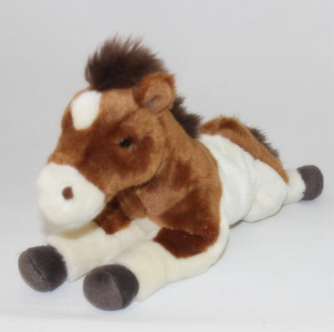 Plush Horse Toy Christmas Gift - Season Finds