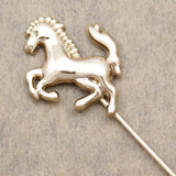 Gold Horse Pin - Season Finds