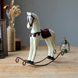 Horse Wooden Decoration - Season Finds